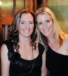 Kristen Morrison & Sarah Delarue